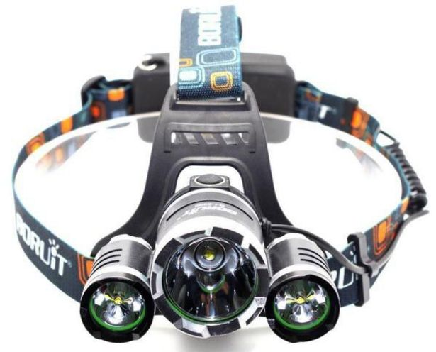 Bright LED Head Lamp offers at R 105