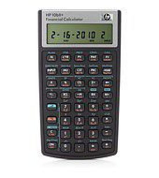 HP 10Bii+ Financial Calculator offer at R 599