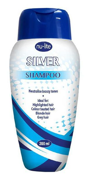 Nu-Lite Silver Shampoo - 200ml offer at R 59