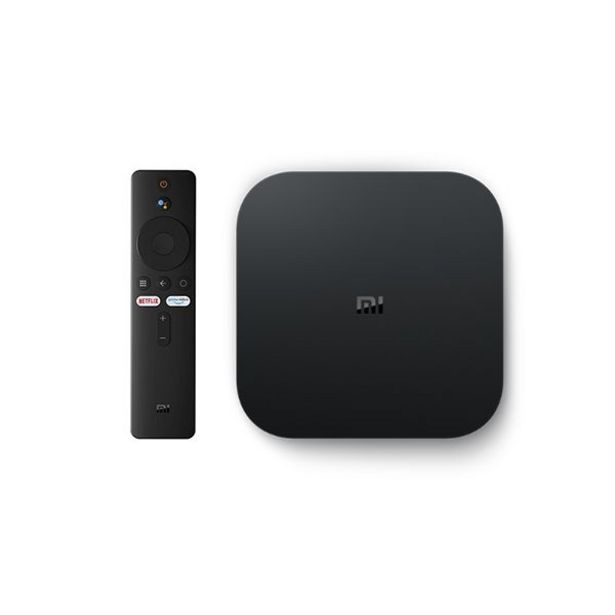 Xiaomi Mi TV Box S Media Player (Google Certified | DSTV Now & Netflix) offers at R 1199
