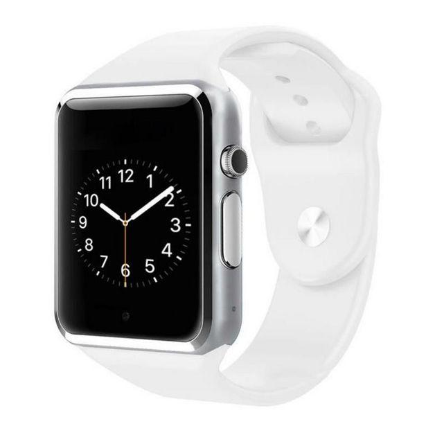 A1 Bluetooth Smart Watch - White Smartwatch offer at R 349