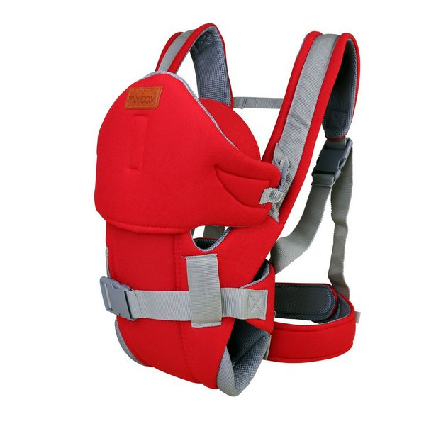 Mix Box Multifunctional & Comfortable Baby Carrier - Red offers at R 209