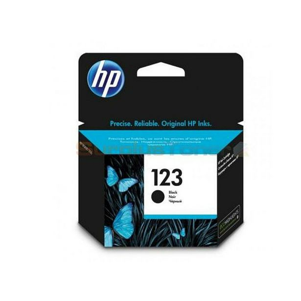 HP 123 Black Ink Cartridge offer at R 229