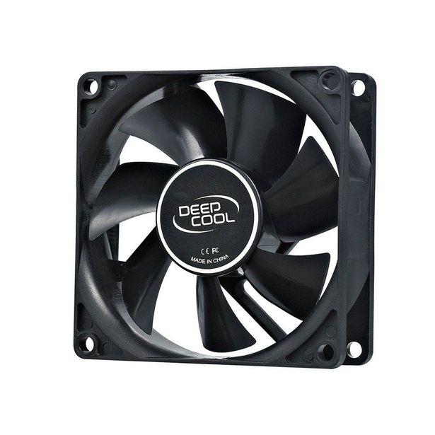 Deepcool XFan 80mm Case Fan Non-LED-BK offer at R 29