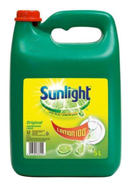 Sunlight Dishwashing Liquid - 5L offers at R 275