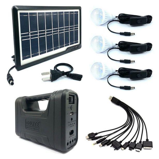Gdlite Solar Lighting System 8017 offers at R 316