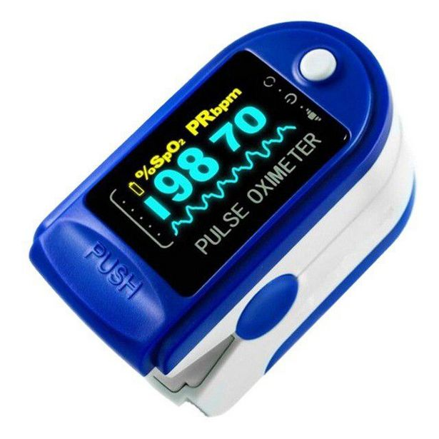 Oximeter Medical Finger Pulse Oxymeter - Oxygen level Monitor offers at R 198