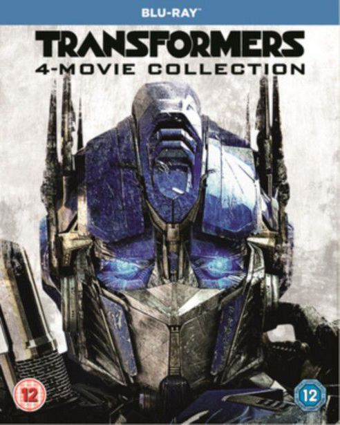 Transformers: 4-movie Collection(Blu-ray) offers at R 75