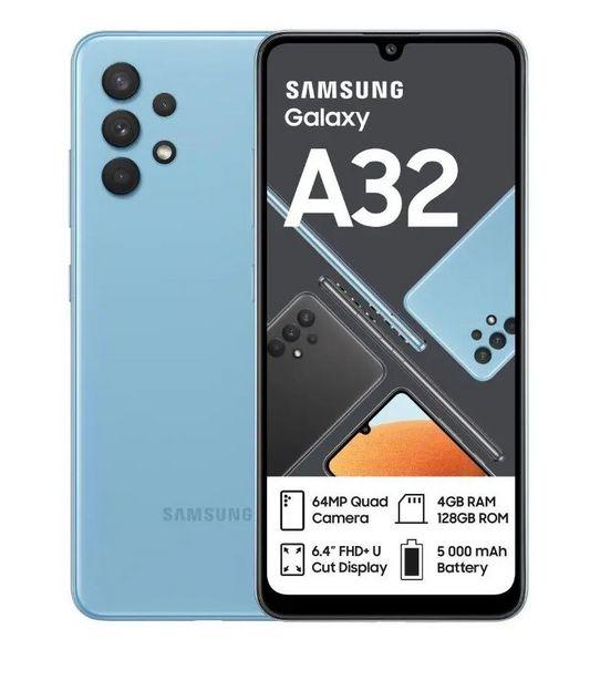 Samsung Galaxy A32 128GB Dual Sim - Awesome Blue offers at R 4958