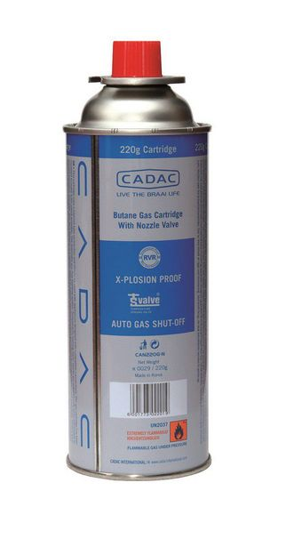 Cadac - 220GR Nozzle Valve Cartridge offer at R 31