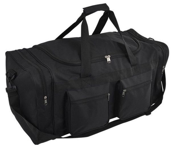 Swiss Horizons So Much More Tog Bag - Black offer at R 259
