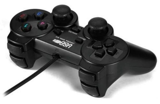 Vibration USB Controller for PC offers at R 95