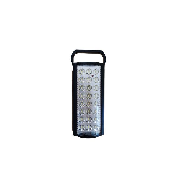 Rechargeable Emergency LED Lantern Black 60 Hours offers at R 328