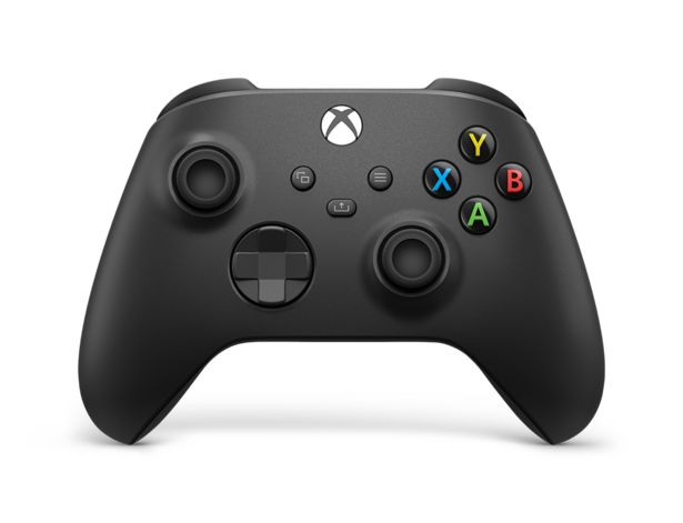 Xbox Series Wireless Controller - Carbon Black offer at R 1465