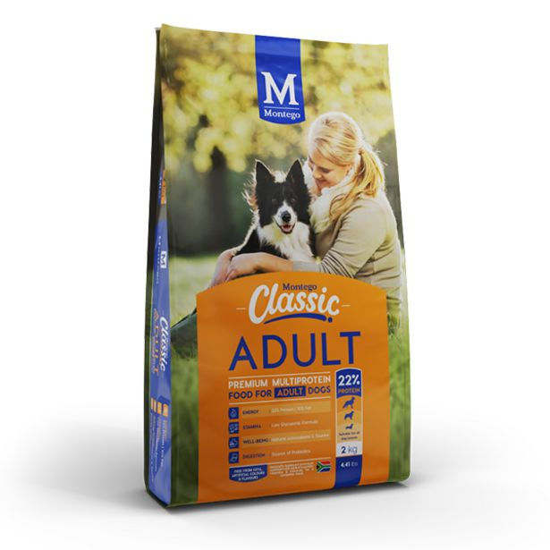 Montego - Classic Adult - Dog Food offers at R 59