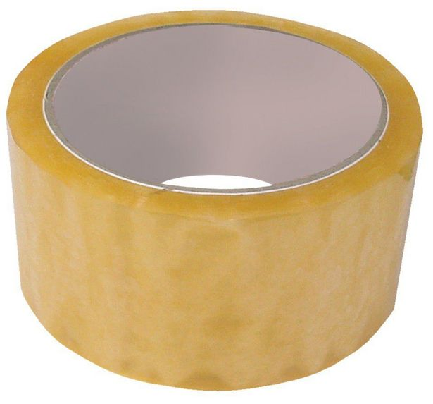 Cabinet Shop - Clear Sealing Tape - 48mm offer at R 12