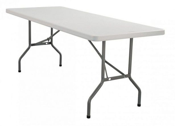 Fine Living - 1.8m Folding Table - White offers at R 569