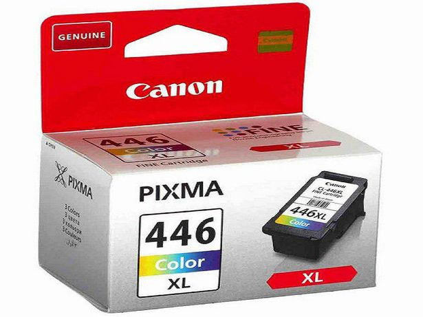 CANON 446XL HIGH YIELD TRI-colour INK CARTRIDGE offer at R 389
