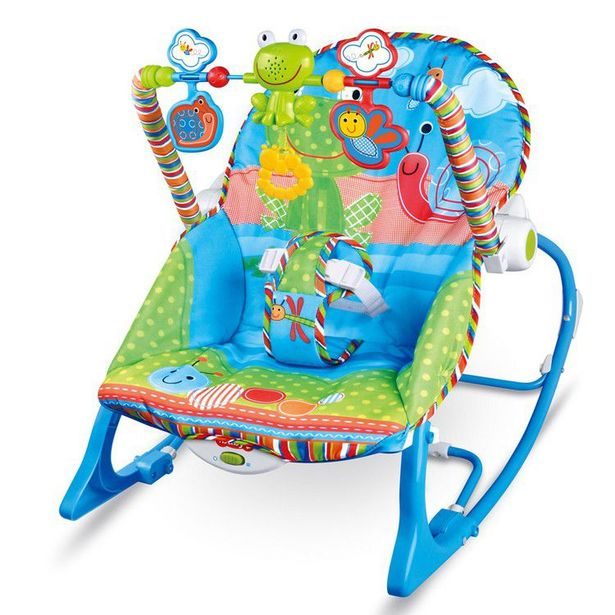 Baby Infant-to-Toddler Rocker - Blue offers at R 496