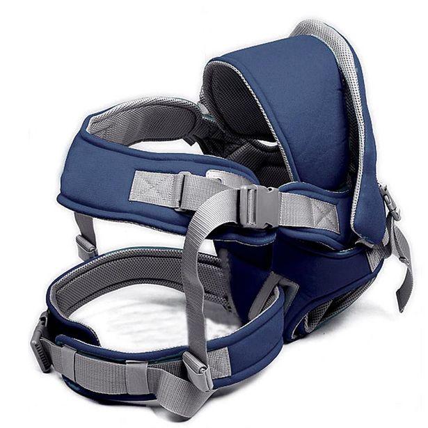 Adjustable Strap Cover Comfort Baby Carrier- Dark Blue offer at R 199