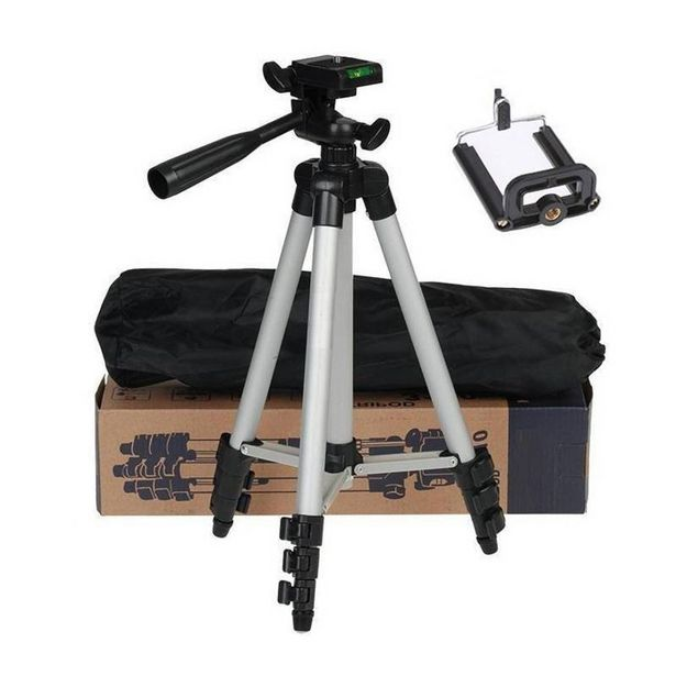 3110 Lightweight Aluminium Tripod with Phone Holder offers at R 109