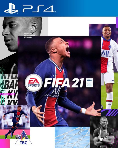FIFA 21 (PS4) offer at R 999