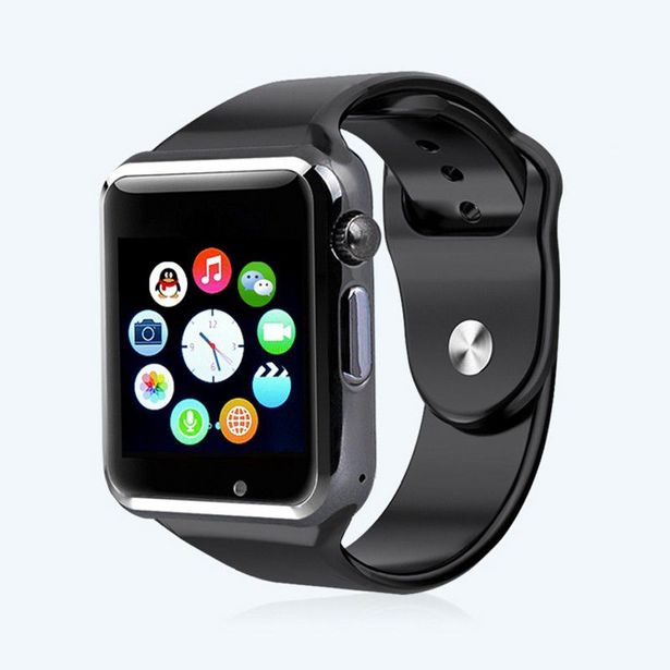 Smart Watch A1 - Black offer at R 299