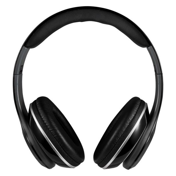 Volkano Falcon Series Headphones with Mic - Black offer at R 159