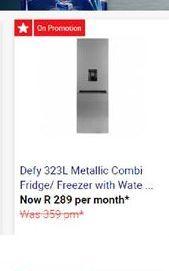 Defy Combi Fridge / Freezer  offers at