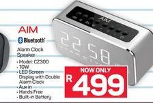 Aim Alarm Clock Speaker offer at R 499
