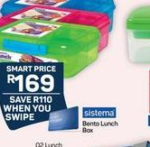 Lunch Box  offer at R 169