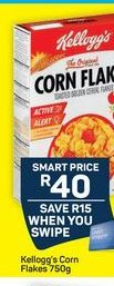 Kellogg's Corn Flakes  offer at R 40