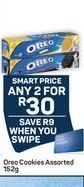 Oreo Biscuits 2 offer at R 30