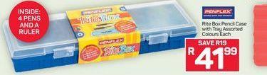 Penflex Pencil Case offer at R 41,99