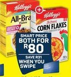 Kellogg's All-Bran Flakes  offer at R 80
