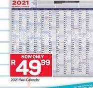 Wall Calendar offer at R 49,99