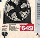 Aim Fan offer at R 649
