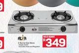 Alva Gas Stove offer at R 349