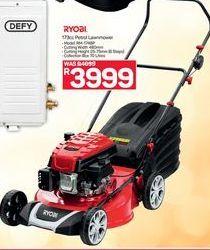 Ryobi Petrol Lawn Mover offer at R 3999