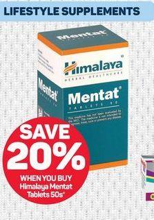 Himalaya Mental offer at
