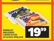Parmalat Cheese Slices offers at R 19,99
