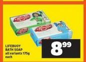 Lifebuoy Soap offer at R 8,99
