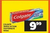 Colgate Toothpaste offer at R 9,99