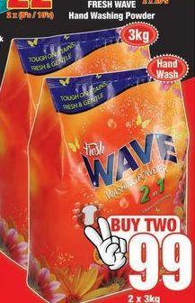 Fresh Wave Hand Washing Powder 2 offer at R 99