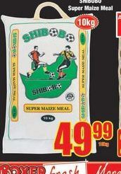 Shibobo Maize Meal  offer at R 49,99