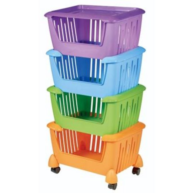 RAINBOW STACKER STORAGE UNIT offers at R 229,9