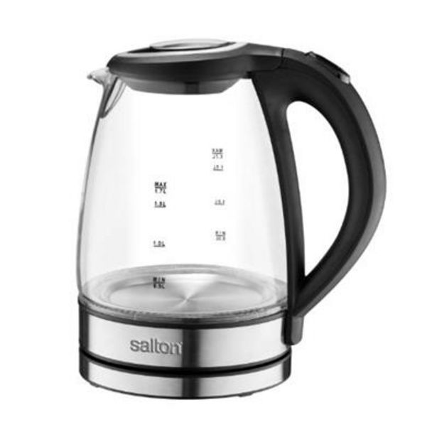 SCGK80E GLASS KETTLE offers at R 419,9