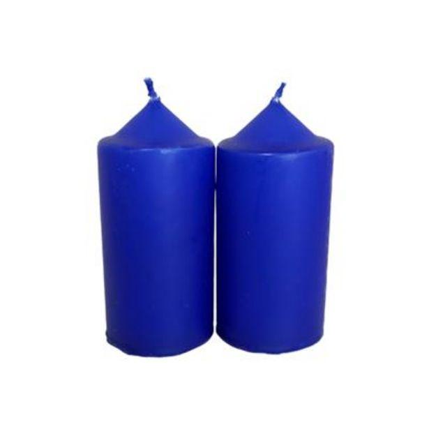 CHURCH PVC 50x100mm 2's ROYAL BLUE offers at R 34,9