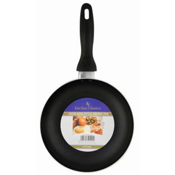 KITCHEN CLASSICS FRYING PAN 24cm offers at R 169,9