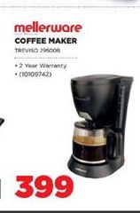 Mellerware Coffee Maker offer at R 399